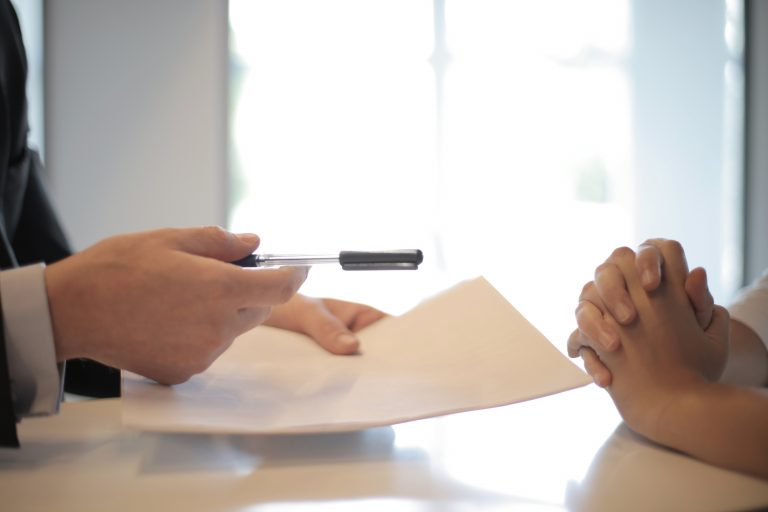 Home selling contract
