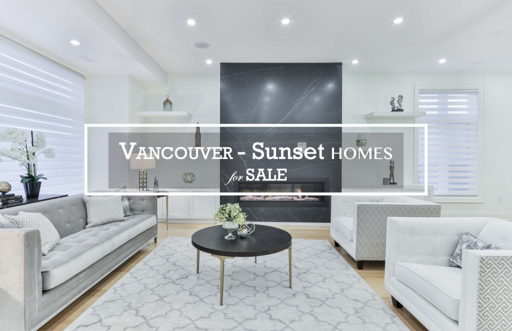 Vancouver Sunset Area Homes-for-Sale