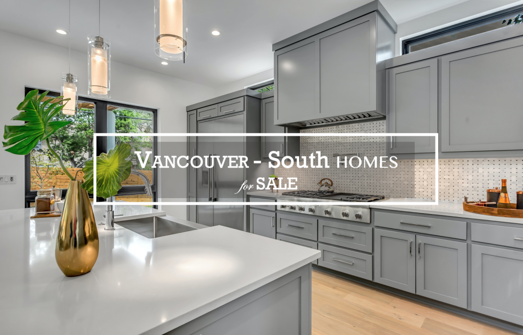 South Vancouver Homes for Sale